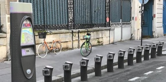 Paris velib