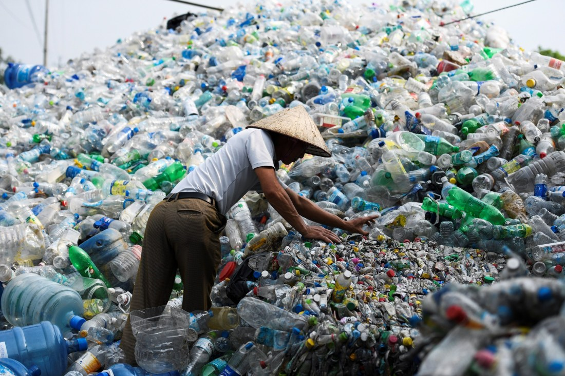 Sorting Waste in Vietnam
