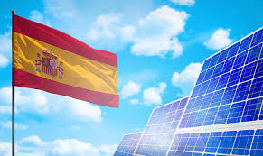 Spain and solar