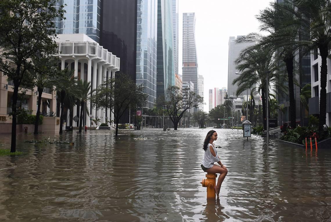 Miami flooding -- Miami Herald