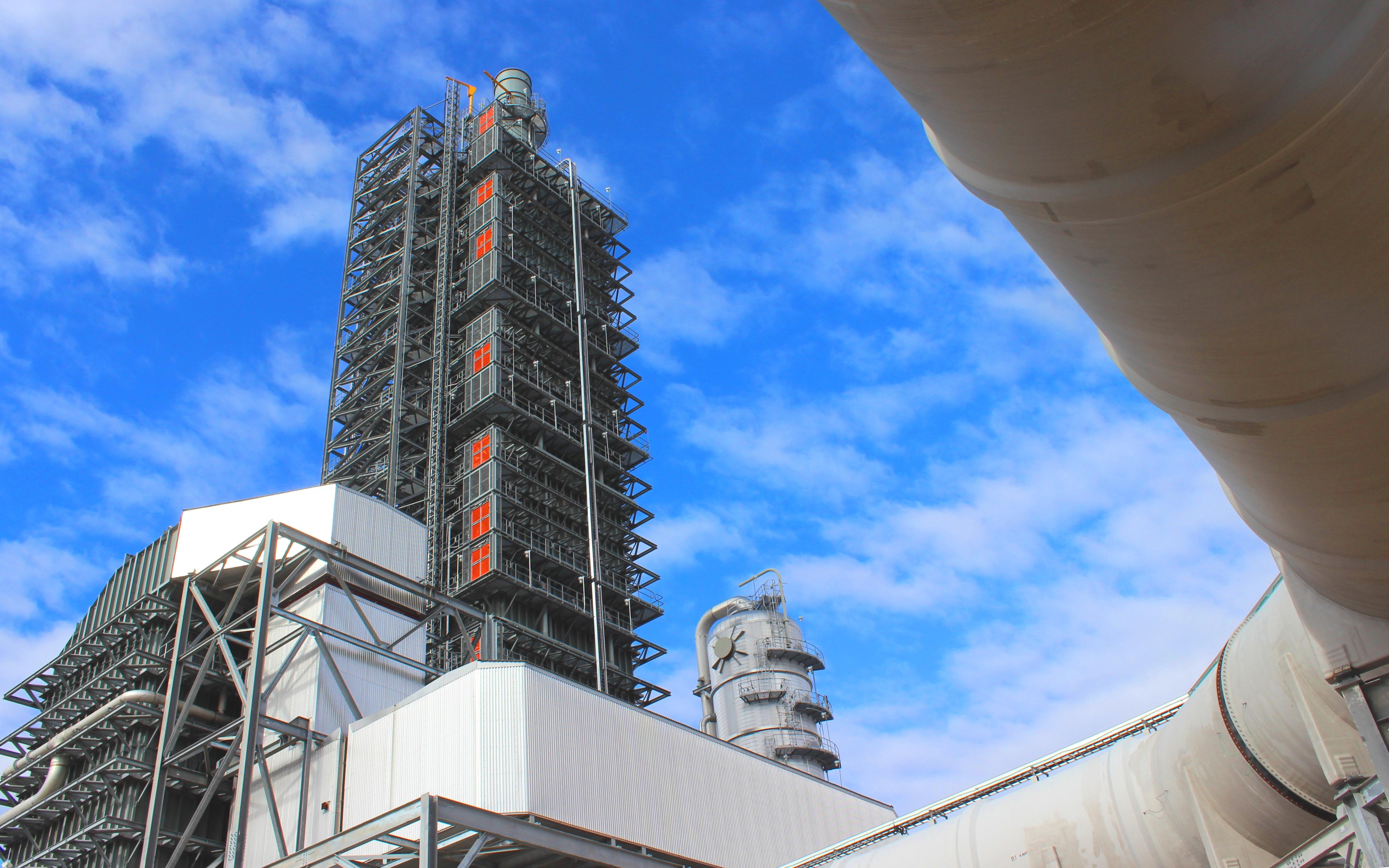Petra-Nova-8 CCS plant